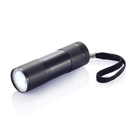 XD Design Quattro XDP513271 Linterna de Llavero: Amazon.es ...