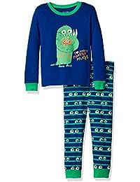 Boys' Top and Pants Pajama Set 2