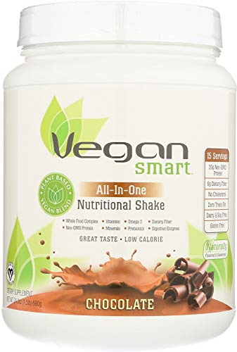 Naturade (NOT A CASE) VeganSmart All-in-One Nutritional Shake Chocolate