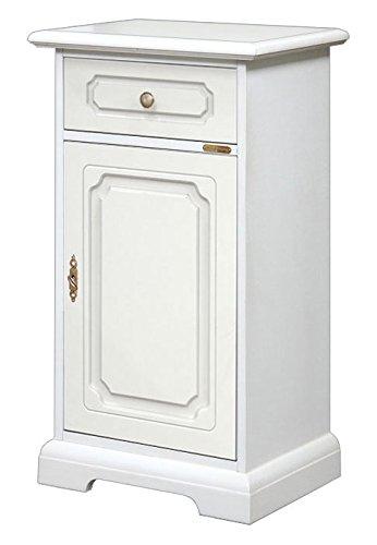 Mobiletto porta telefono laccato classico: Amazon.it: Casa e cucina