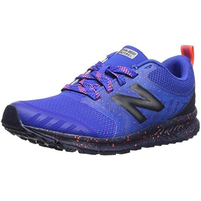 New Balance Unisex-Child FuelCore Nitrel V3 Running Shoe