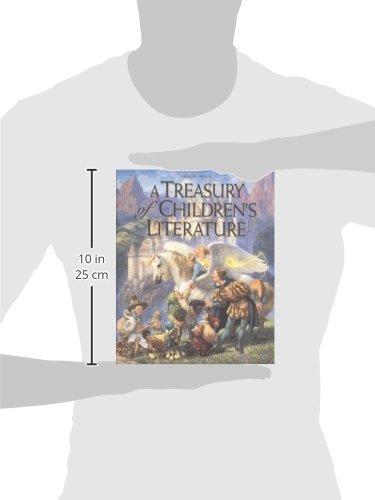 A Treasury of Children's Literature by Houghton Mifflin Books for Children (Image #2)