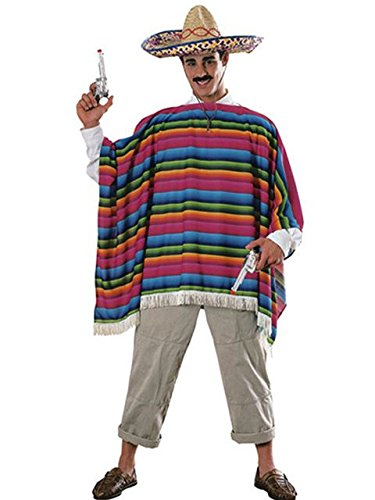 MEXICAN SERAPE ADULT ()