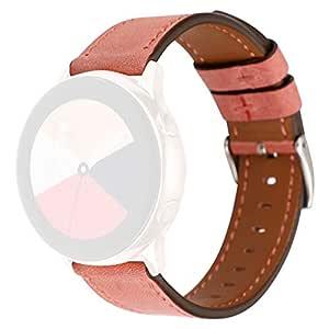 Correa Reloj Vintage de Cuero, jgashf Compatible con Relojes ...