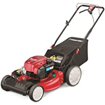 Troy-Bilt TB230 163cc 21-inch 3-in-1 Front Wheel Drive Self-Propelled Lawnmower