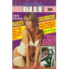 marilyn chambers electric blue