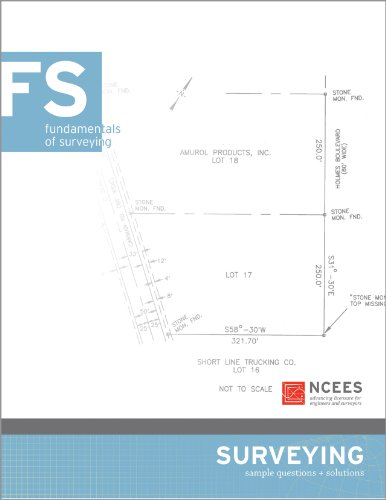 Fundamentals of Surveying Sample Questions and Solutions ()