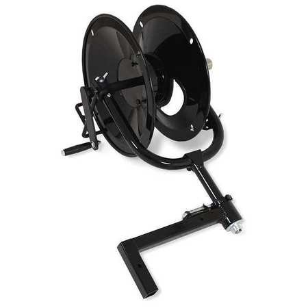 Pressure Washer Hose Reel, Trailer Mount by Mi-T-M