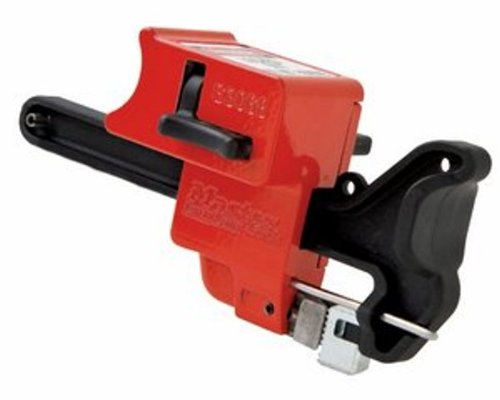 Master Lock Seal-Tight Handle-On Valve Lockout (Tight Seal Valve Ball)
