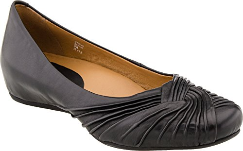 Earthies Women's Black Vanya 6 B(M) US