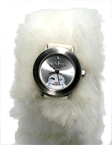 Harry Potter Hedwig Owl Fur Banded Wrist Watch HC0007 by Harry Potter