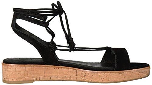 Frye Vrouwen Miranda Gladiator Platform Sandaal Zwart