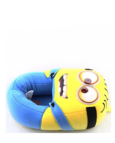 Despicable Me Minion Slipper (Little Kid/Big Kid), Yellow,