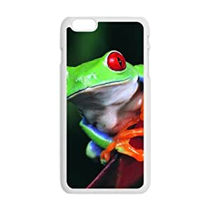 frog Phone Case for Iphone 6 Plus