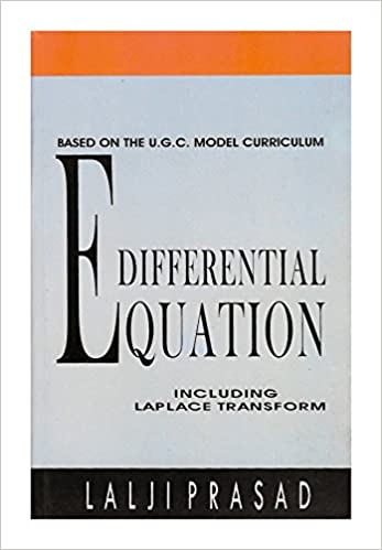 Buy Differential Equation Book Online at Low Prices in India