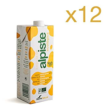 Pack 12 ud BEBIDA DE ALPISTE BIO ecológica 1 litro SORIA NATURAL: Amazon.es: Salud y cuidado personal