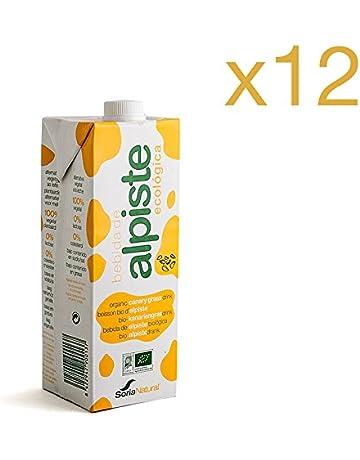 Pack 12 ud BEBIDA DE ALPISTE BIO ecológica 1 litro SORIA NATURAL