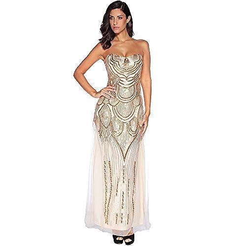 Long Formal Christmas Dresses Amazon