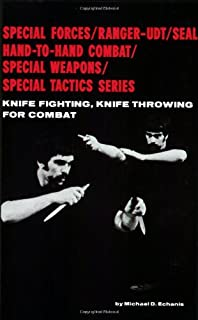 Knife Self-Defense for Combat (Special Forces/Ranger-Udt