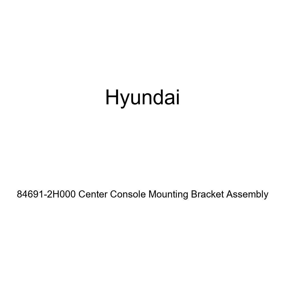Genuine Hyundai 84691-2H000 Center Console Mounting Bracket Assembly