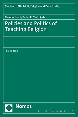 Policies and Politics of Teaching Religion (Studies in Ethnicity, Religion and Democracy)