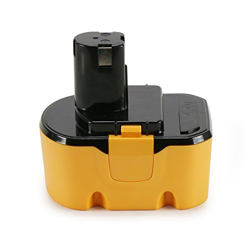 (POWERAXIS 14.4V 2000mAh NI-CD Replacement Battery for Ryobi 130224010 130224011 130281002 1314702 1400144 1400655 1400656 1400671 4400011 Cordless Drill Driver )