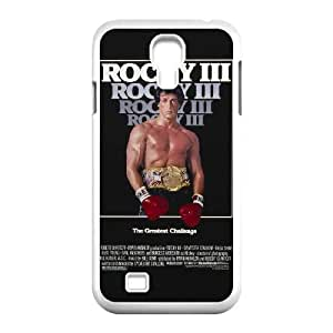 Rocky 3 Samsung Galaxy S4 9500 Cell Phone Case White SP1275544