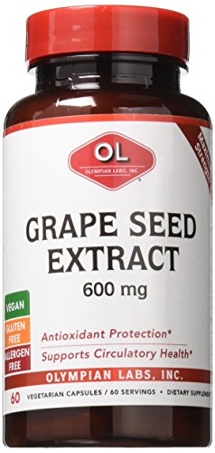 grape seed extract olympian labs - 6