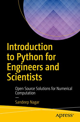 Amazon introduction to python for engineers and scientists introduction to python for engineers and scientists open source solutions for numerical computation by fandeluxe Image collections