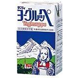 南日本酪農協同 デーリィ ヨーグルッペ1L紙パック×12(6×2)本入