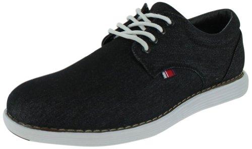 Phat Classic Men's Parker Black/White Casual Shoe 10.5 Men US