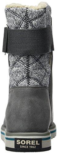 Sorel Grey Dark Women's 078 Fog Rylee Boots qAnfqr