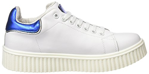 Coolway Damen Betty Low-Top Weiß (White)