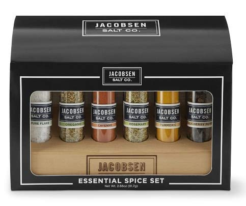 Jacobsen Essential Spice Vial Set by Jacobsen (Image #1)