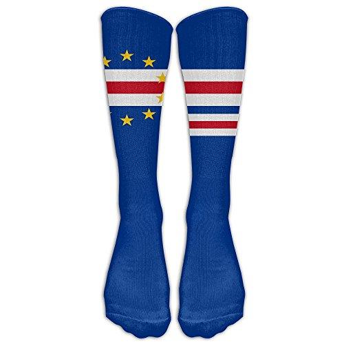 - Originality Cape Verde Compression Socks Long Socks Sports Socks For Travel Leisure