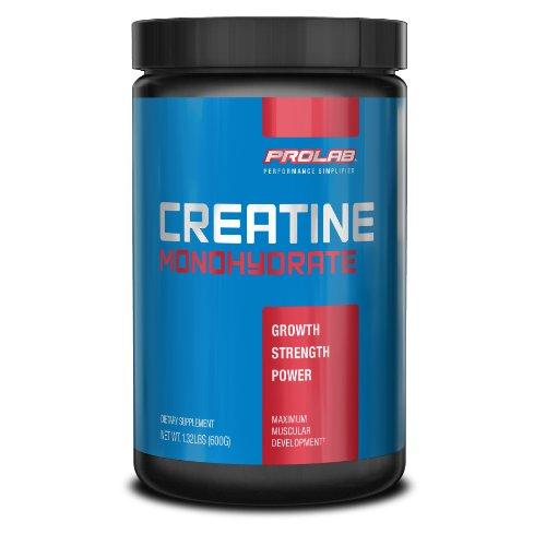 600g ProLab monohydrate de créatine