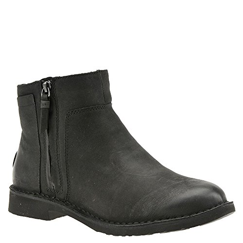 UGG Womens Rea Ankle Boot Black Size 8 by UGG