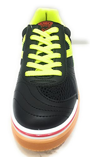 Zapatillas de Deporte G Unisex Negro 3 Indoor Munich Adulto gFqpntwq