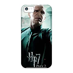 High Quality William T Pascale Voldemort In Hp7 Part 2 Skin Case Cover Specially Designed For Iphone - 5c
