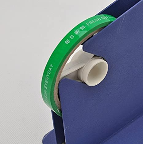 Manual bolsa de plástico boca máquina de atar cinta adhesiva ...