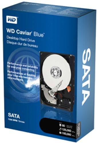 WD Caviar Blue WD2500AAJS - hard drive - 250 GB - SATA-300