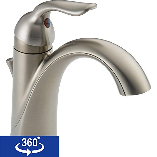 Delta-Lahara-Single-Handle-Centerset-Lavatory-Faucet