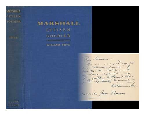 Read Online Marshall: Citizen Soldier PDF
