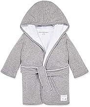 Burt's Bees Baby - Infant Hooded Robe, 100% Organic Cotton (Heather G