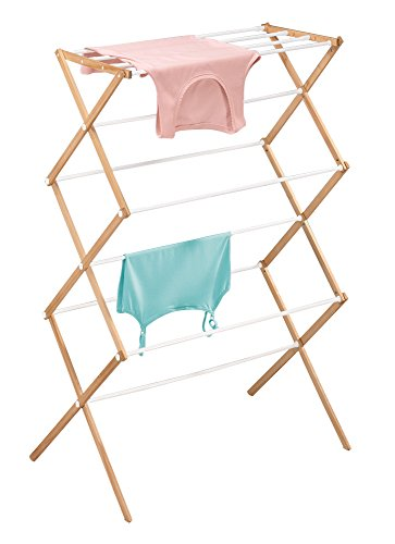 PRO-MART DAZZ Wooden Clothes Drying Rack