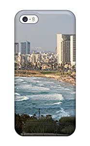 Tel Aviv City Case Compatible With Iphone 5/5s Hot Protection Case