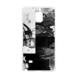 Happy Lking Dead Fashion Comstom Plastic case cover For Samsung Galaxy Note4