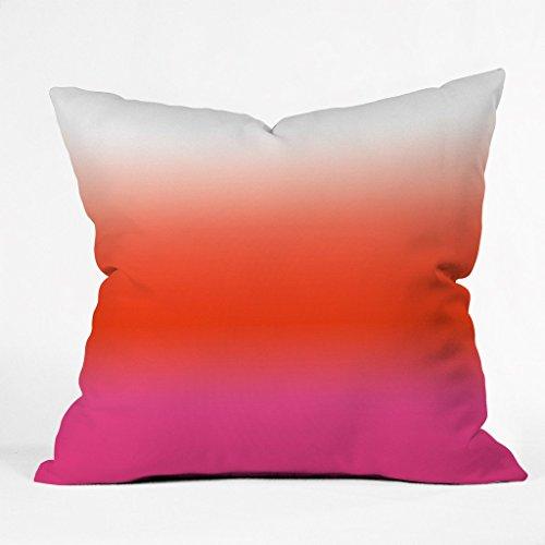 Retro_fashion_under_the_sun_ombre_Throw_Pillow_Case Pillow Case