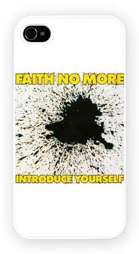 Faith No More - Introduce Yourself, iPhone 4 4S, Etui de téléphone mobile - encre brillant impression