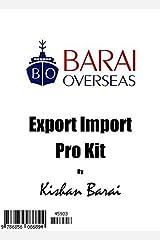 Barai Overseas Export Import Workbook Pro Kit Thread Bound